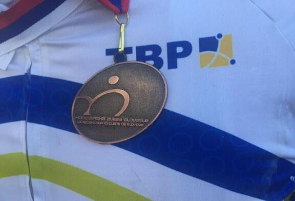 Mitja Mesarič 3. na Državnem prvenstvu za amaterje