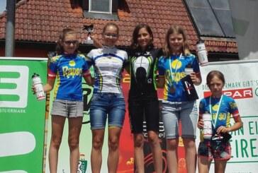 Tajda Hamler zmagala na dirki za POKAL ALPE ADRIA v Avstriji