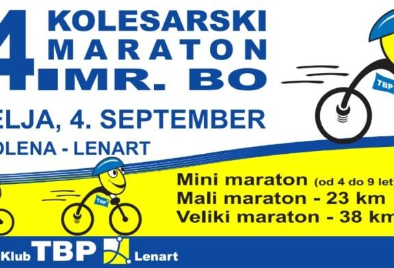 NEDELJA 4.9.2016 prvi start mini maraton 9.50, ostali 10.00